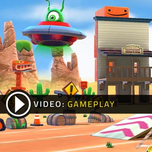 Joe Danger Gameplay Video