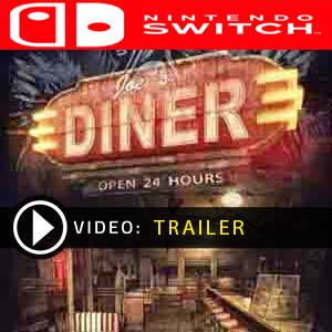 Joes Diner Nintendo Switch Prices Digital or Box Edition
