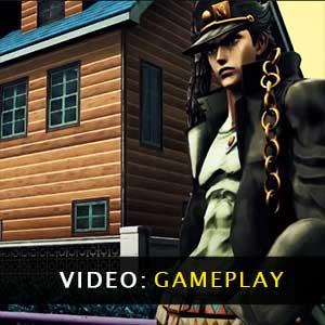 JoJo's Bizarre Adventure Last Survivor Gameplay Video