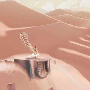 glide across sands