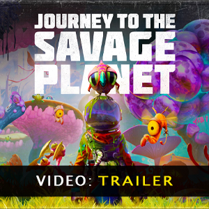 Journey to the Savage Planet Trailer Video