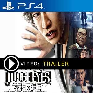 Judge Eyes Shinigami No Yuigon PS4 Prices Digital or Box Edition