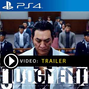 Judgment PS4 Prices Digital or Box Edition
