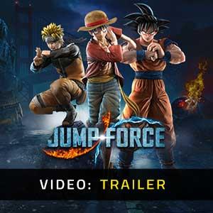 Jump Force Video Trailer