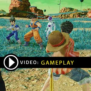 Jump Force Gameplay Video