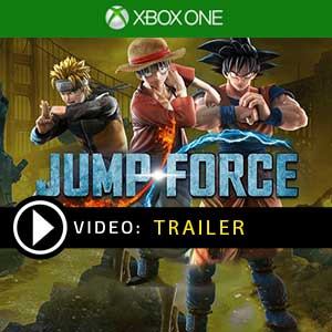 Jump Force Xbox One Prices Digital or Box Edition