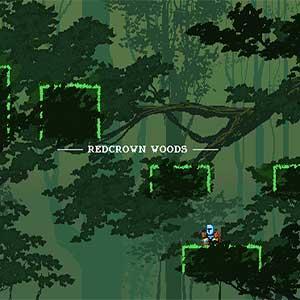 Redcrown Woods
