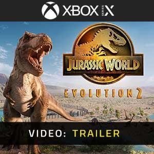 Jurassic World Evolution 2 Xbox Series X Video Trailer