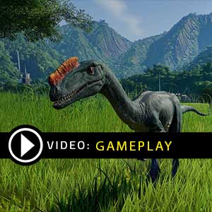 Jurassic World Evolution Claire's Sanctuary PS4 Gameplay Video