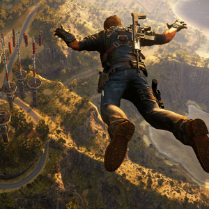 Just Cause 3 Freefall