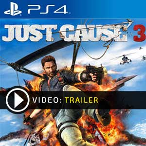 Just Cause 3 PS4 Prices Digital or Physical Edition