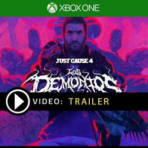 Just Cause 4 Los Demonios Xbox One Prices Digital or Box Edition