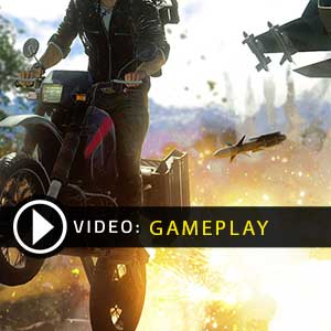 Just Cause 4 Gameplay Video