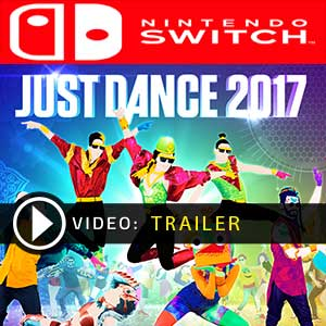 Just Dance 2017 Nintendo Switch Prices Digital or Box Edition
