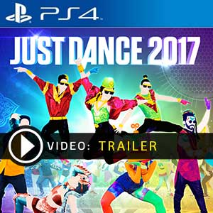 Just Dance 2017 PS4 Prices Digital or Box Edition