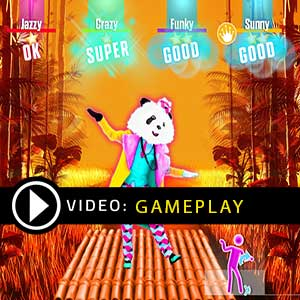 Just Dance 2018 Gameplay Video