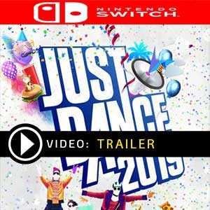 Just Dance 2019 Nintendo Switch Prices Digital or Box Edition