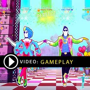 Just Dance 2019 Nintendo Wii U Gameplay Video