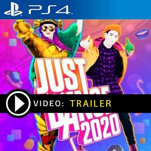 Just Dance 2020 PS4 Prices Digital or Box Edition