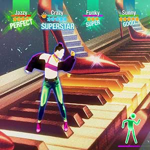 Just Dance 2022 Freed from Desire