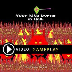 Kaiju Kite Attack Gameplay Video