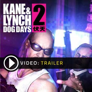 Buy Kane and Lynch 2 Dog Days CD Key Compare Prices