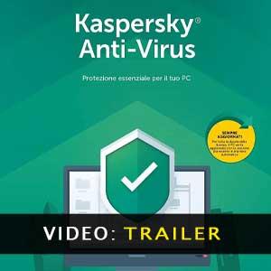 Kaspersky Anti Virus 2019 trailer video
