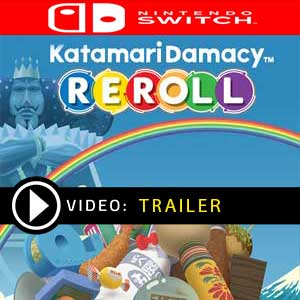 Katamari Damacy REROLL Nintendo Switch Prices Digital or Box Edition