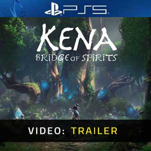 Kena Bridge of Spirits PS5 Video Trailer