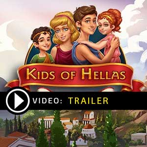Kids of Hellas Back to Olympus