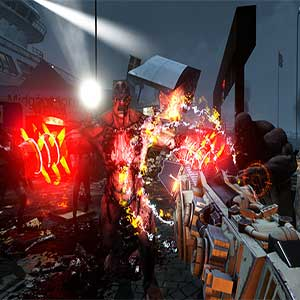 Killing Floor 2 - Short Range Shooting