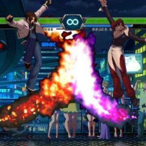 King of Fighters 13: Fight