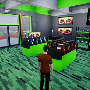 King of Retail - Computer Store