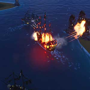 King Of Seas Combat
