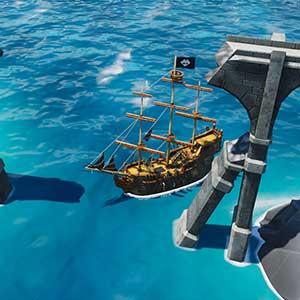 King Of Seas Pirate Ship