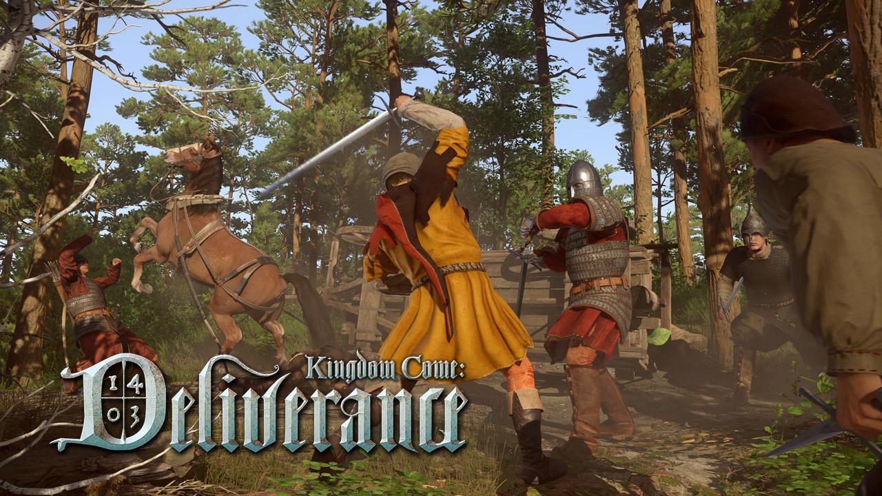 Kingdom Come Deliverance Quick Save Cover