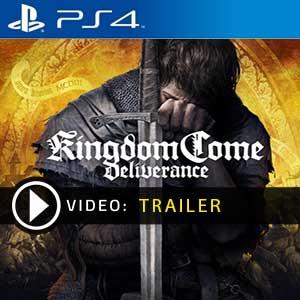 Kingdom Come Deliverance PS4 Prices Digital or Box Edition