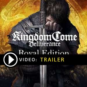 Buy Kingdom Come Deliverance Royal Edition CD Key Compare Prices