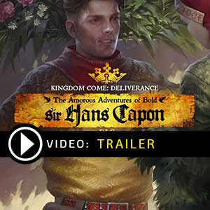 Buy Kingdom Come Deliverance The Amorous Adventures of Bold Sir Hans Capon CD Key Compare Prices