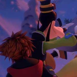 Kingdom Hearts 3 Ice Demon