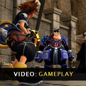 Kingdom Hearts 3 Gameplay Video