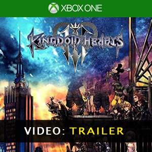 Kingdom Hearts 3 Trailer Video