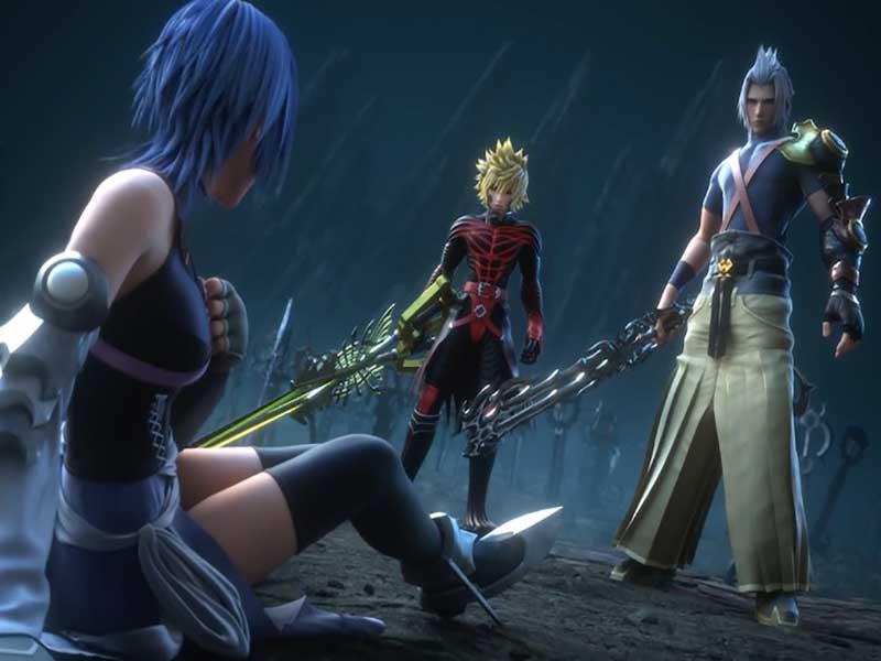 Kingdom Hearts HD 1 5 + 2 5 ReMIX