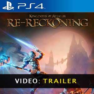 Kingdoms of Amalur Re-Reckoning trailer video