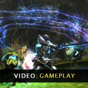 Kingdoms of Amalur Re-Reckoning gameplay video