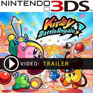 Kirby Battle Royale Nintendo 3DS Prices Digital or Box Edition