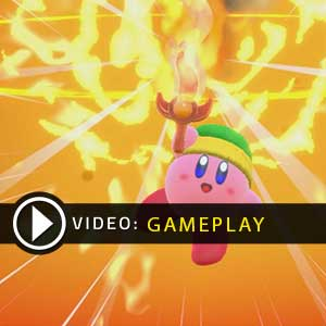 Kirby Star Allies Nintendo Switch Gameplay Video