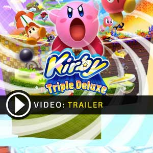 Kirby Triple Deluxe 3DS Prices Digital or Physical Edition