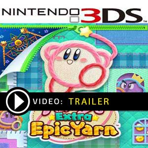 Kirby's Extra Epic Yarn Nintendo 3DS Prices Digital or Box Edition