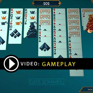 Klondike Solitaire Nintendo Switch Gameplay Video